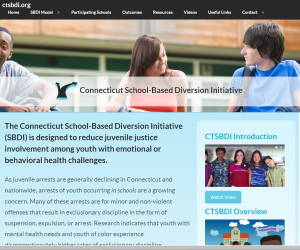 CT School-Based Diversion Initiative
