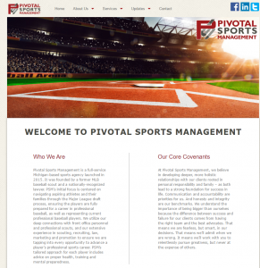 Pivotal Sports Management