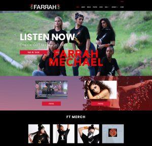 Farrah Mecheal